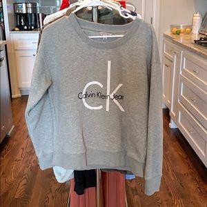 Women's Medium Calvin Klein Sweatshirt Super Soft